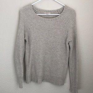 Off Gray/cream Sweater
